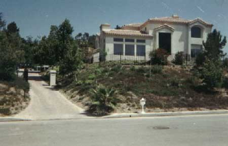 Tupac's House Front